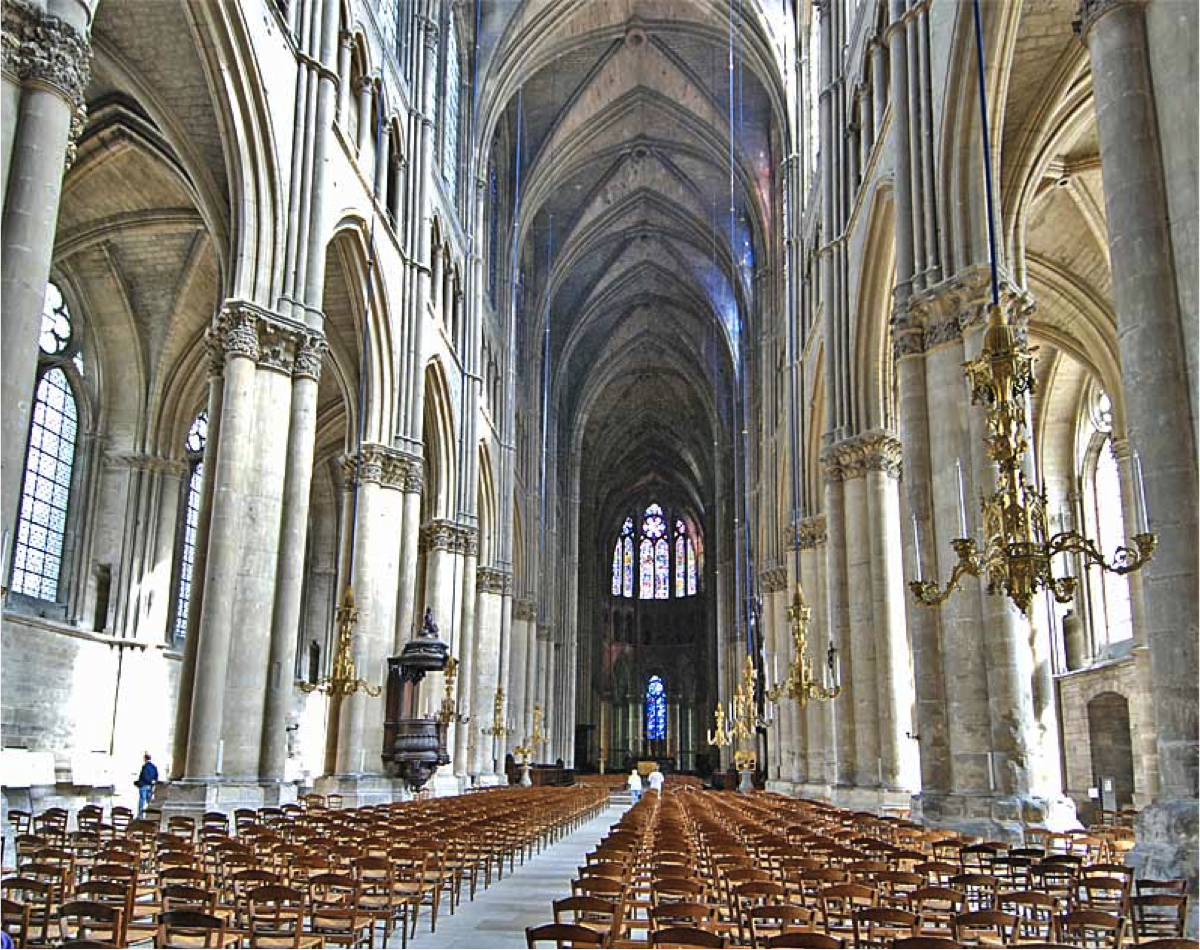 Elegant Image Result For Reims Cathedral Interior