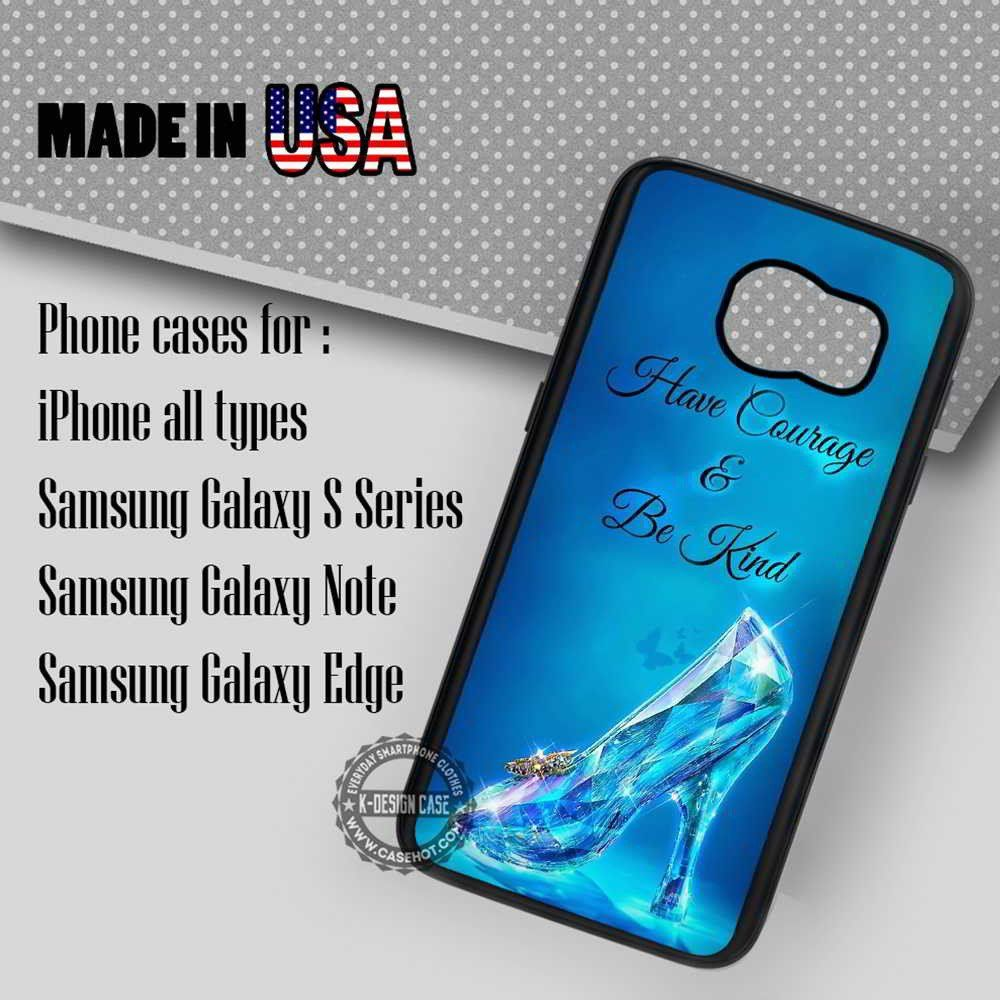 Samsung Quote Samsung S7 Case  Cinderella Disney Princess  Iphone Case