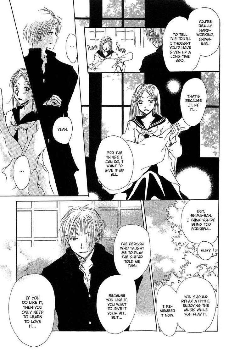 Hotarubi No Mori E Ch 1 Manga Anime Mori