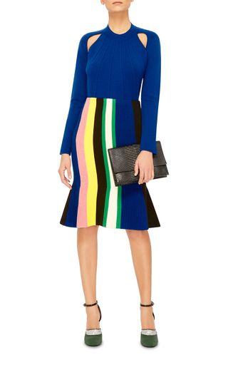 1e2f5b6f2 Ottoman Striped Knit Skirt by J.W. ANDERSON Now Available on Moda Operandi