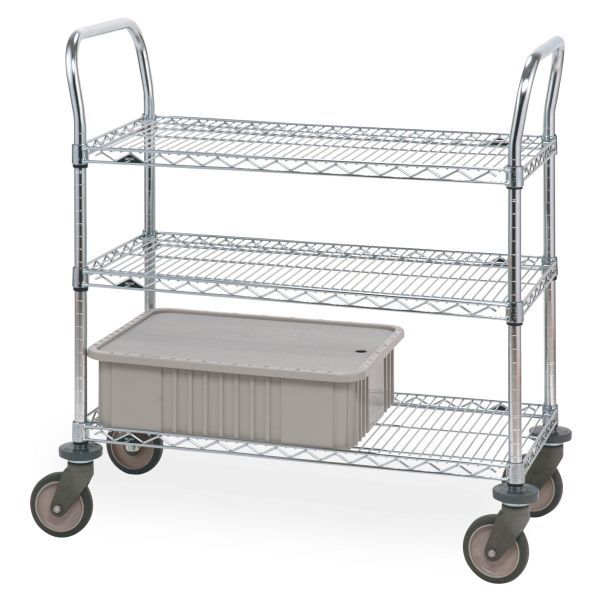 Metro S Classic Utility Carts Always A Top Performer These Utility Carts Feature Highly Rigid Super Erecta C Traditional Shelves Utility Cart Walk In Freezer