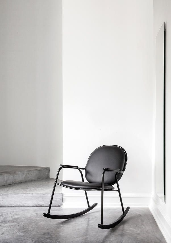 Rocking Chair | chair . Stuhl . chaise | Design: Frederik Alexander ...