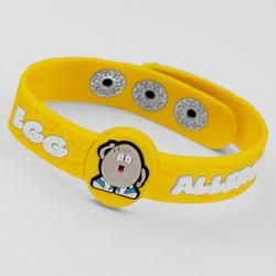 Eggie Egg Allergy Kid S Bracelet