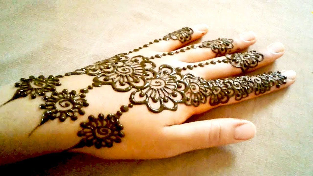 Mehndi Mehndi Design Easy Mehndi Design Simple Henna Design Floral Mehndi Latest Mehndi Design Finger Henna Designs Mehndi Designs Mehndi Designs For Kids