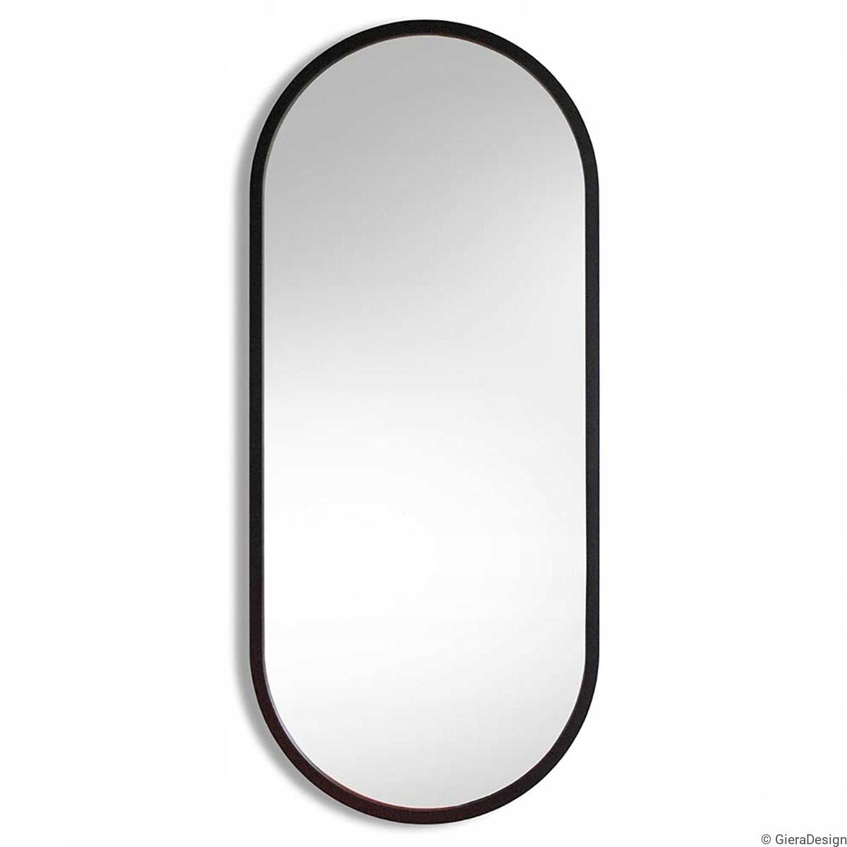 Nowoczesne Lustro W Czarnej Ramie Slim Do Lazienki 8046605716 Oficjalne Archiwum Allegro Home Decor Mirror Table Furniture
