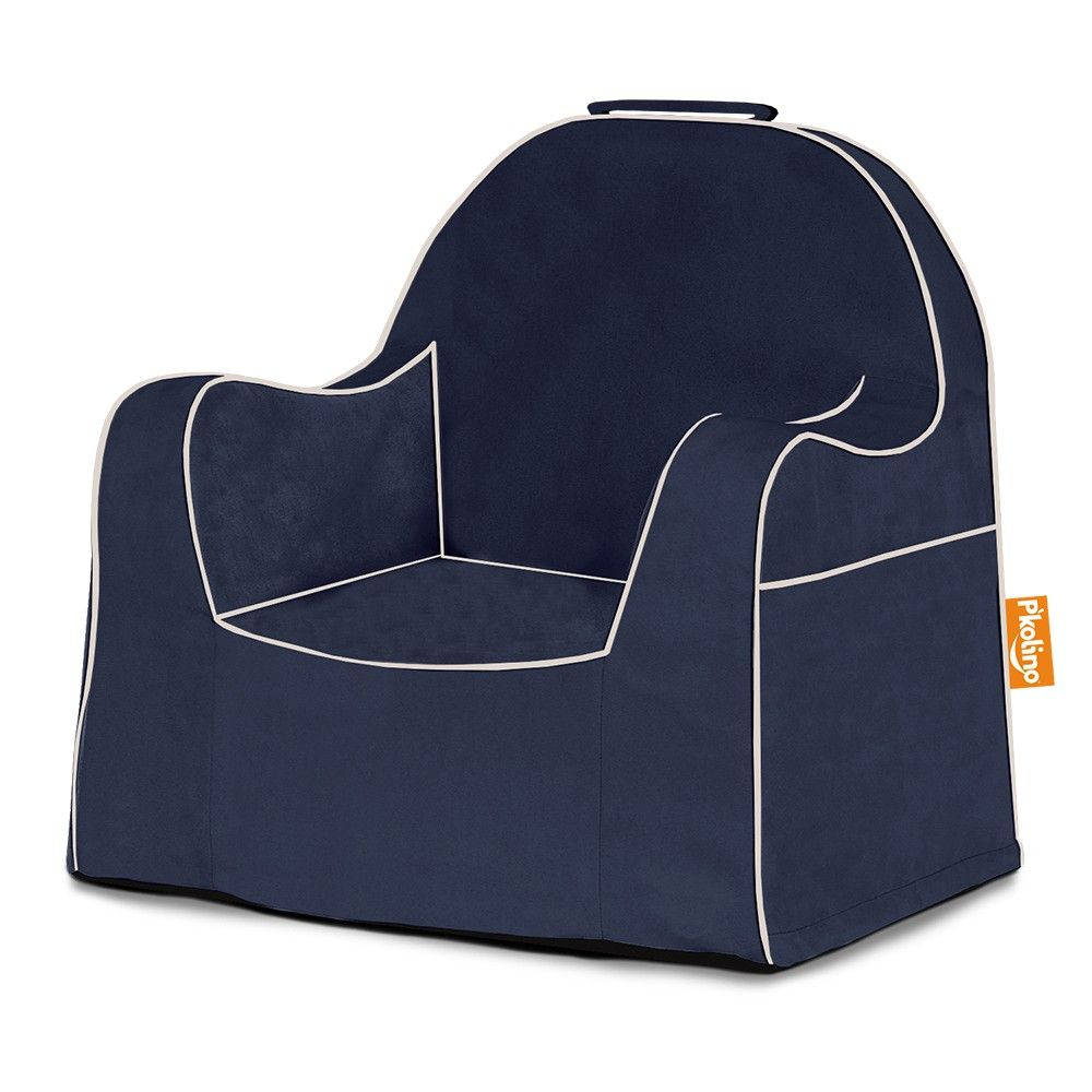 Toddler Chair   Navy Blue   PKFFLRSNY   Pkolino The New Styles Are In.