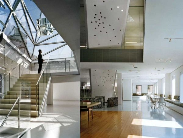 Modern Style Roof Top Penthouse Dream House Pent