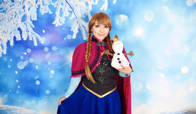 Disneys frozen anna makeup tutorial halloween pinterest makeup disneys frozen anna makeup tutorial baditri Image collections