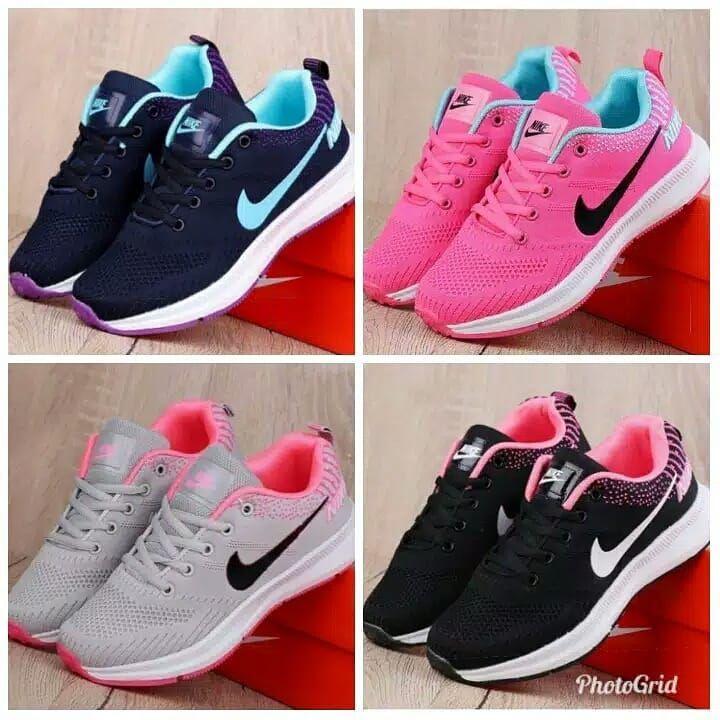 Sepatu Kets Nike Cewek X4 Zoom Harga 110 000 Ready Size 37 40