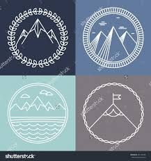 image result for ocean and mountain logo grad caps pinterest