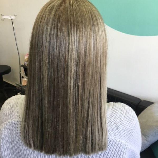 Shiny Shade Of Blonde Hairworkstudiowarragul Hairworkswarragul Hairworks Hairworksstudiowarragul Warra Long Hair Styles Shades Of Blonde
