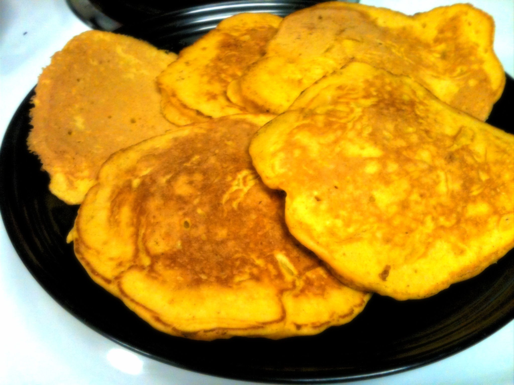 recipe: food network pumpkin pancakes [32]