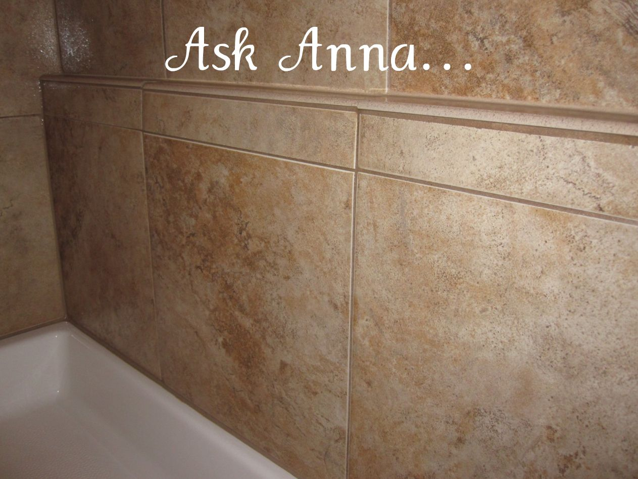 How to Clean Grout Lines - Ask Anna