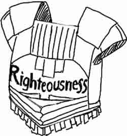 Breastplate Coloring Pages Righteousness 2020 Check More At
