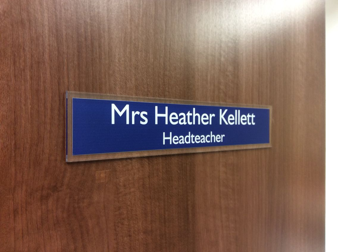 office door signs