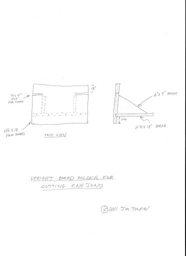 jim tolpin\u0027s universal bench hook diagram i woodworking diagramjim tolpin\u0027s universal bench hook diagram i