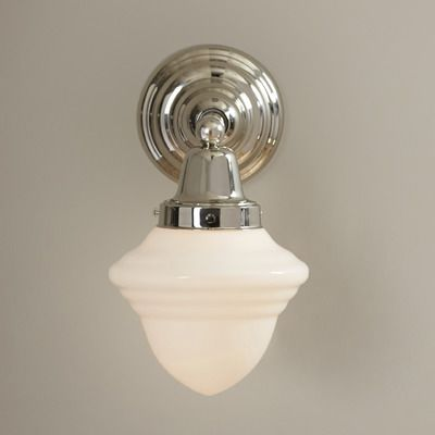 $77 Alcott Hill Grafton 1 Light Wall Sconce & Reviews ... on Wayfair Bathroom Sconces id=11238