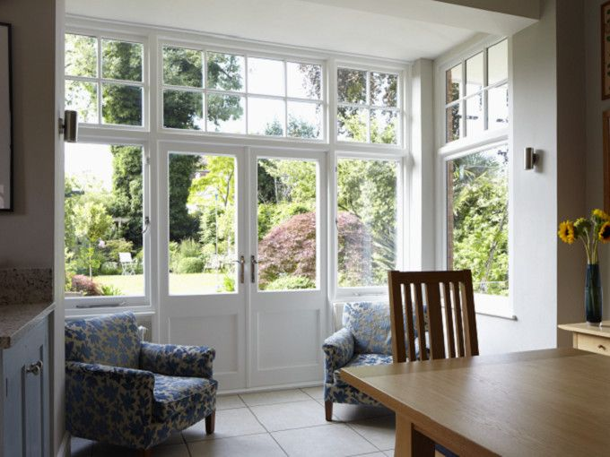 KITCHEN / GARDEN The Sash Window Workshop Doors Portfolio - The Sash Window Workshop & KITCHEN / GARDEN: The Sash Window Workshop Doors Portfolio - The ...