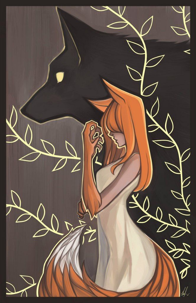 Photo of spice and wolf