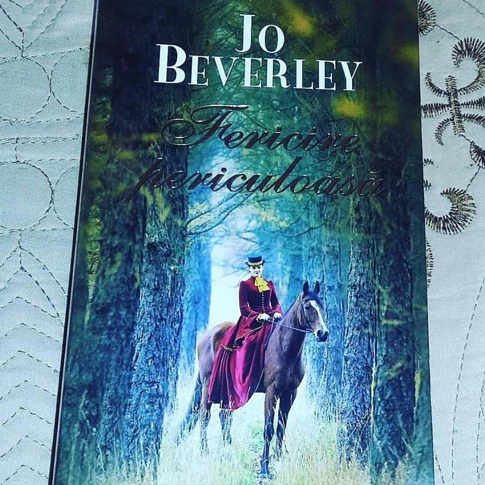 Fericire periculoasa, Jo Beverley-Recenzie