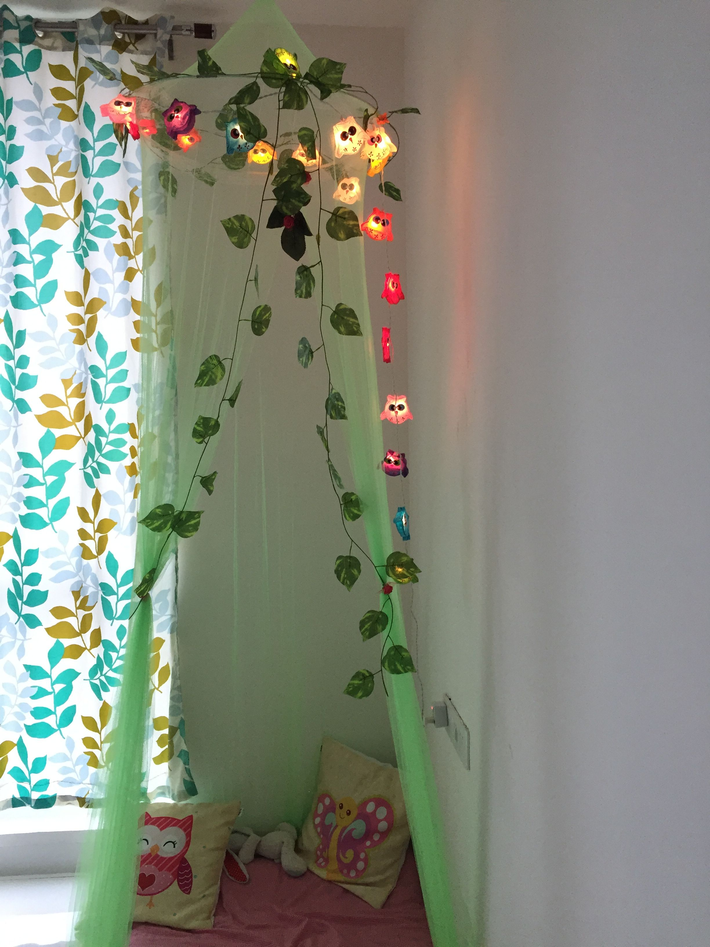 Fairy Tent Castle Imagination Space Apartment Decor Indian Home Decor Rental Home Decor