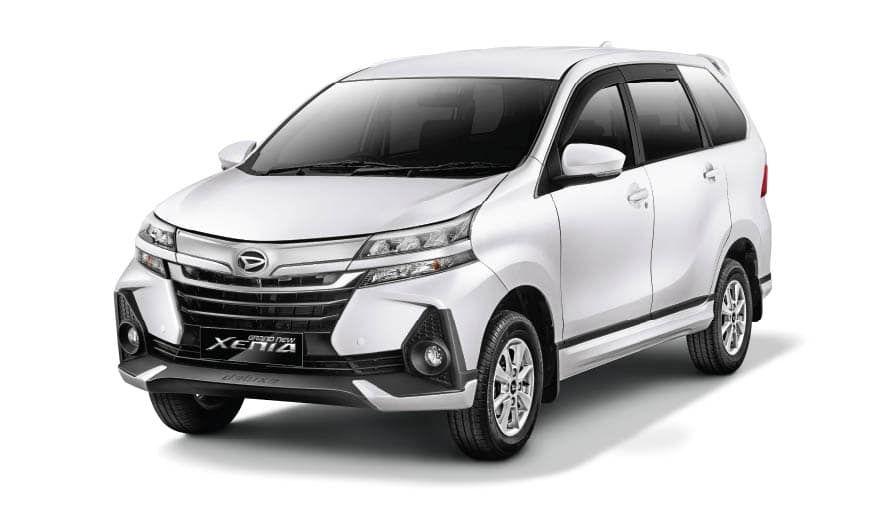 Daihatsu Xenia 2019 Kini Ada Pilihan Mesin 1 500 Cc Di 2020 Mobil Mpv Daihatsu Mobil