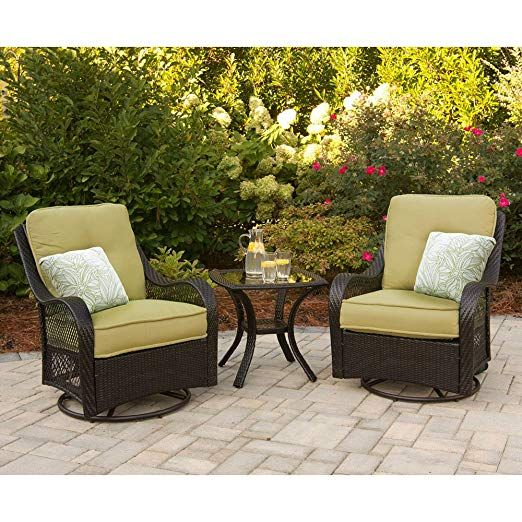 Remarkable 3 Piece Lounging Set Includes 2 Swivel Gliders 24 Inch End Unemploymentrelief Wooden Chair Designs For Living Room Unemploymentrelieforg