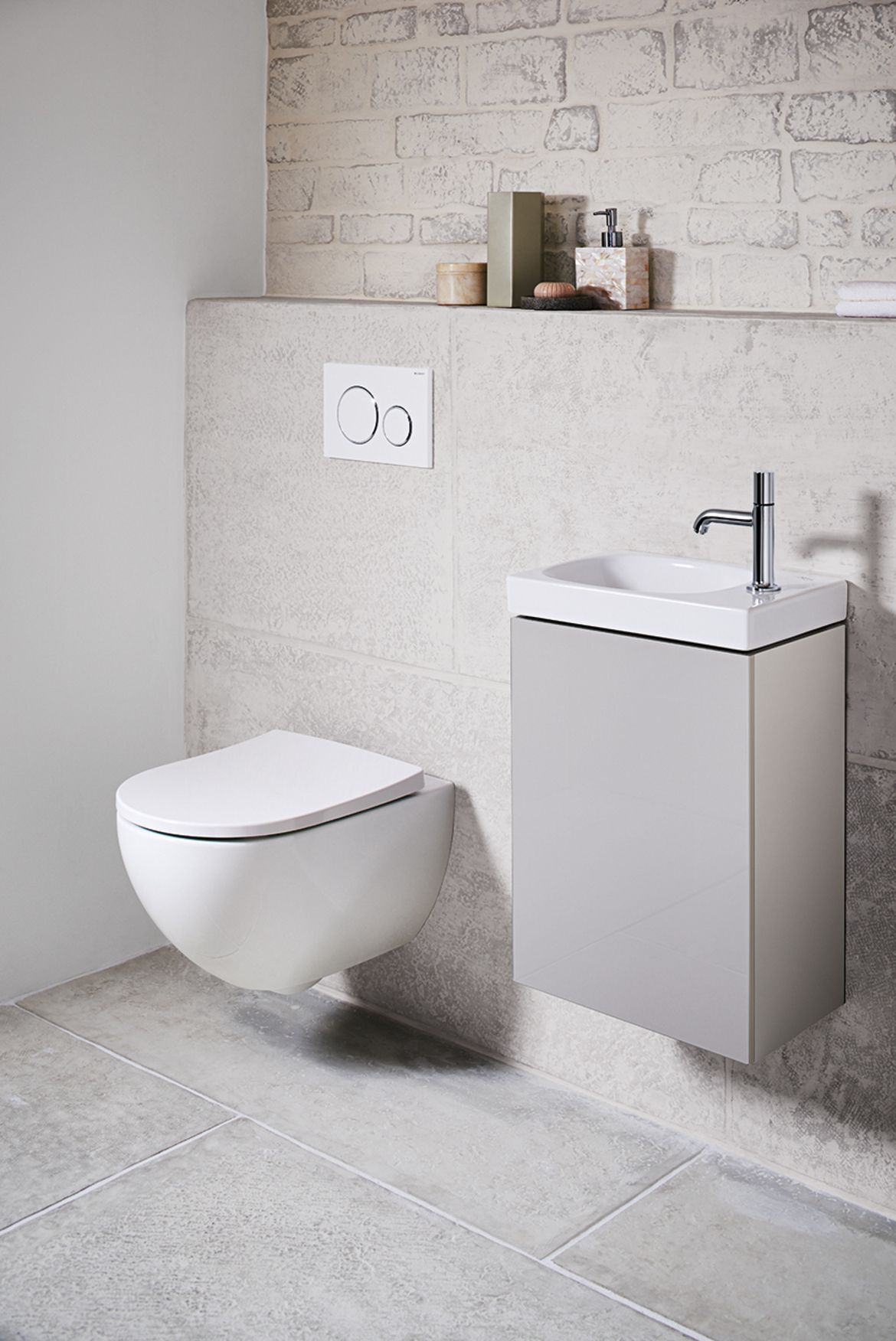 In Wall Systems For Wall Hung Toilets Geberit North