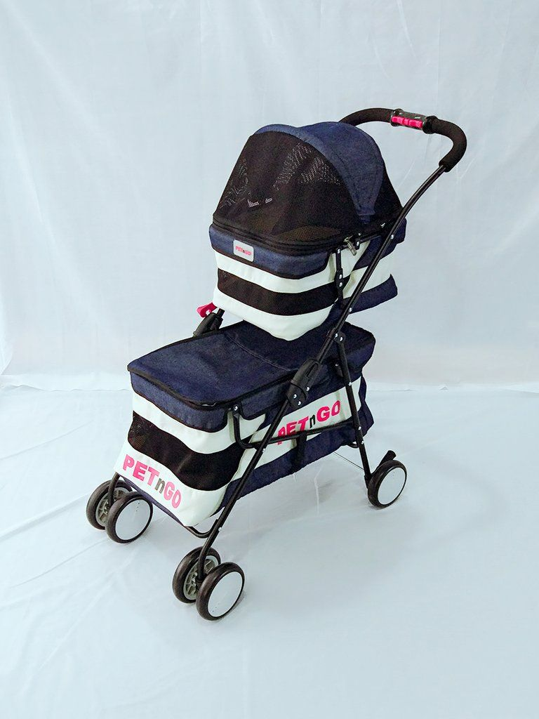 Double Decker Small Dog Stroller (With images) Dog