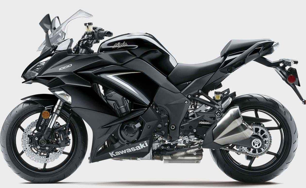 2019 Kawasaki Ninja 1000 ABS Kawasaki ninja, Motorcycle