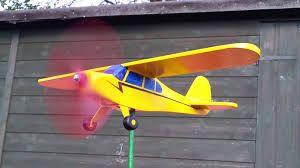 Airplane Whirligig ile ilgili görsel sonucu   Whirligig