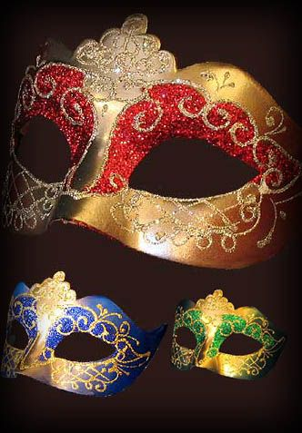 magasins populaires qualité authentique meilleure sélection de masques vénitiens , loups divers   CARNAVAL - MASQUES ...