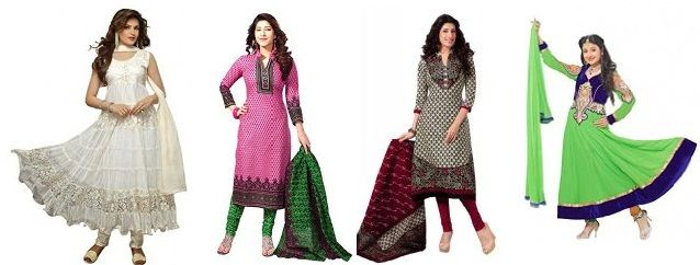 Women Ethnic Wear at Flat Off at Jabong