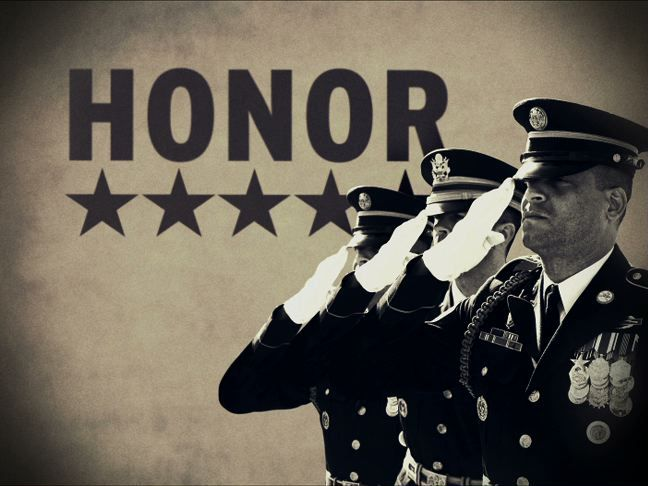Live up to Army values. The nation's highest military award is The Medal of Honor. This award goes to Soldiers who make honor a matter of daily living — Soldiers who develop the habit of being honorable, and solidify that habit with every value choice they make. Honor is a matter of carrying out, acting, and living the values of respect, duty, loyalty, selfless service, integrity and personal courage in everything you do.