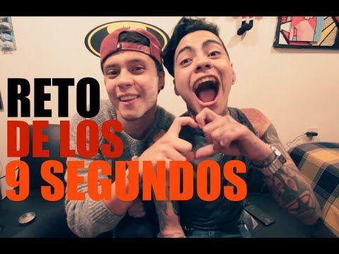 RETO DE LOS 9 SEGUNDOS (Ft. NICOLAS ARRIETA) - MARIO RUIZ