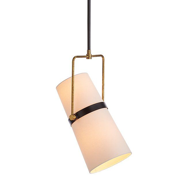 Riston Adjustable Pendant Light + Reviews   Crate and ... on Riston Floor Lamp  id=30608