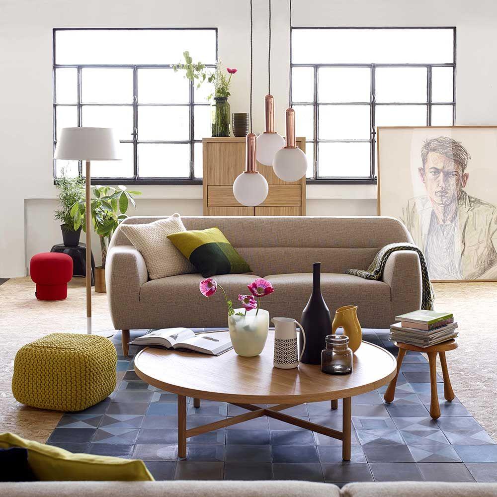 Bild von Sofa SESMA von Habitat Wohnzimmer modern