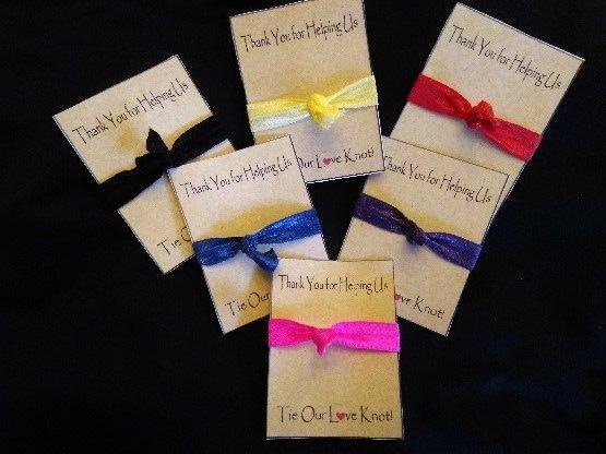 Bridesmaid Survival Kit Novelty weddingSurvival Kit favour gift