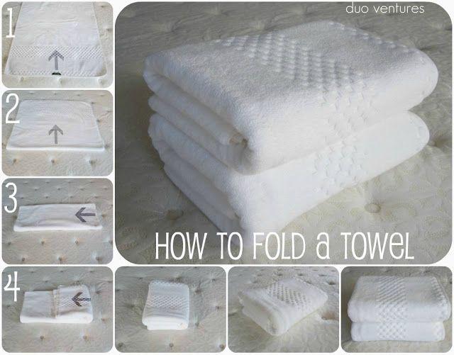 Organizing The Linen Closet How To Fold Towels Linen Closet
