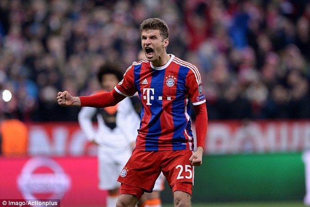 El Bayern avanza a la final de la Copa Alemania