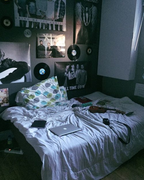 Image result for aesthetic bed