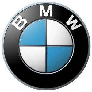 BMW current logo