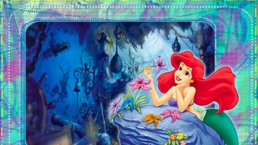 Ariel Hd Wallpaper Little Mermaid Wallpaper Mermaid Wallpapers Disney Princess Wallpaper