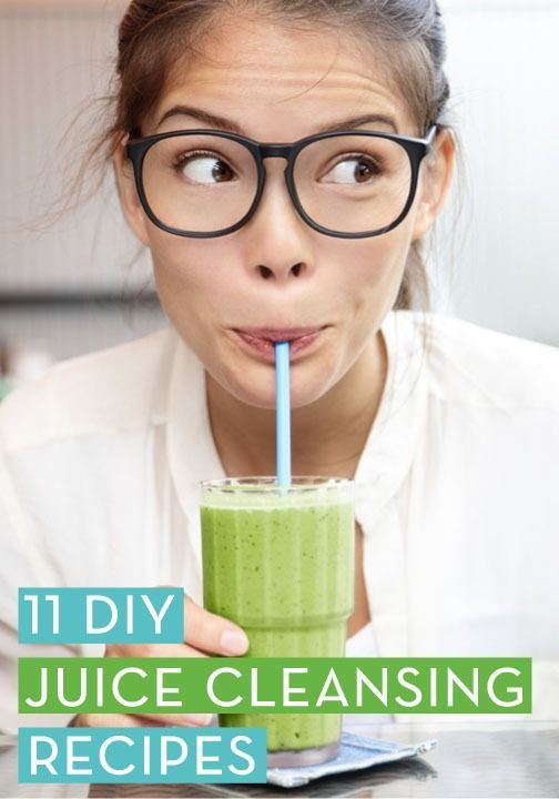 11 DIY Juice Cleanse Recipes to Reset \ Heal Your Body Juice - new blueprint cleanse green