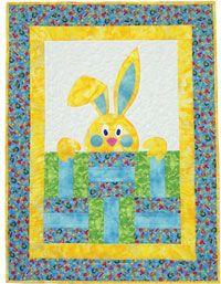 Peek -A-Boo Bunny Pattern