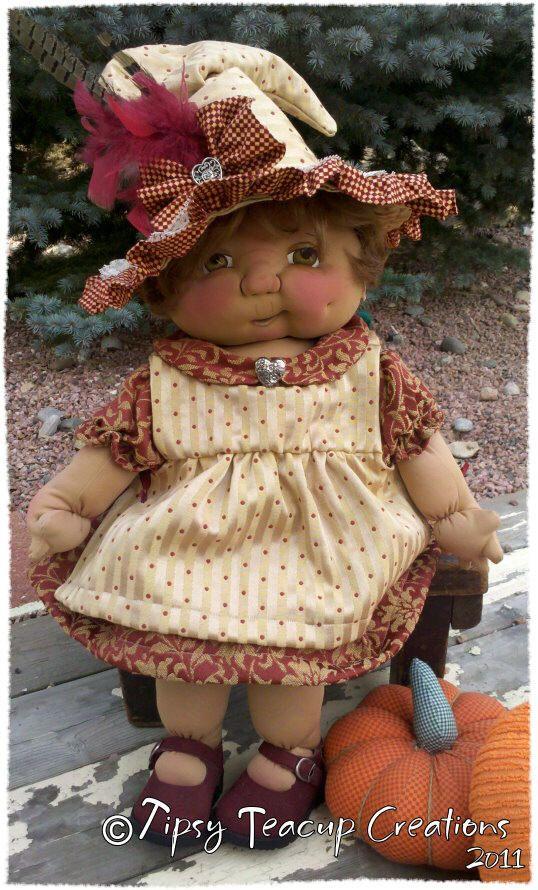 Starlyte Art Doll by Ree Medina