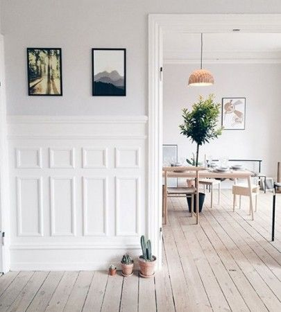 La decoraci n con molduras en casa vuelve a ser tendencia - Tendencias decoracion paredes ...