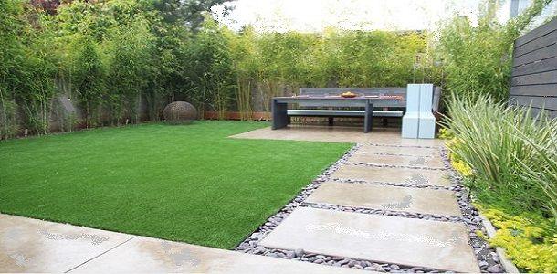 Stone Garden Pathway Design & Stone Garden Pathway Design | House Pathway Designs | Pinterest ...