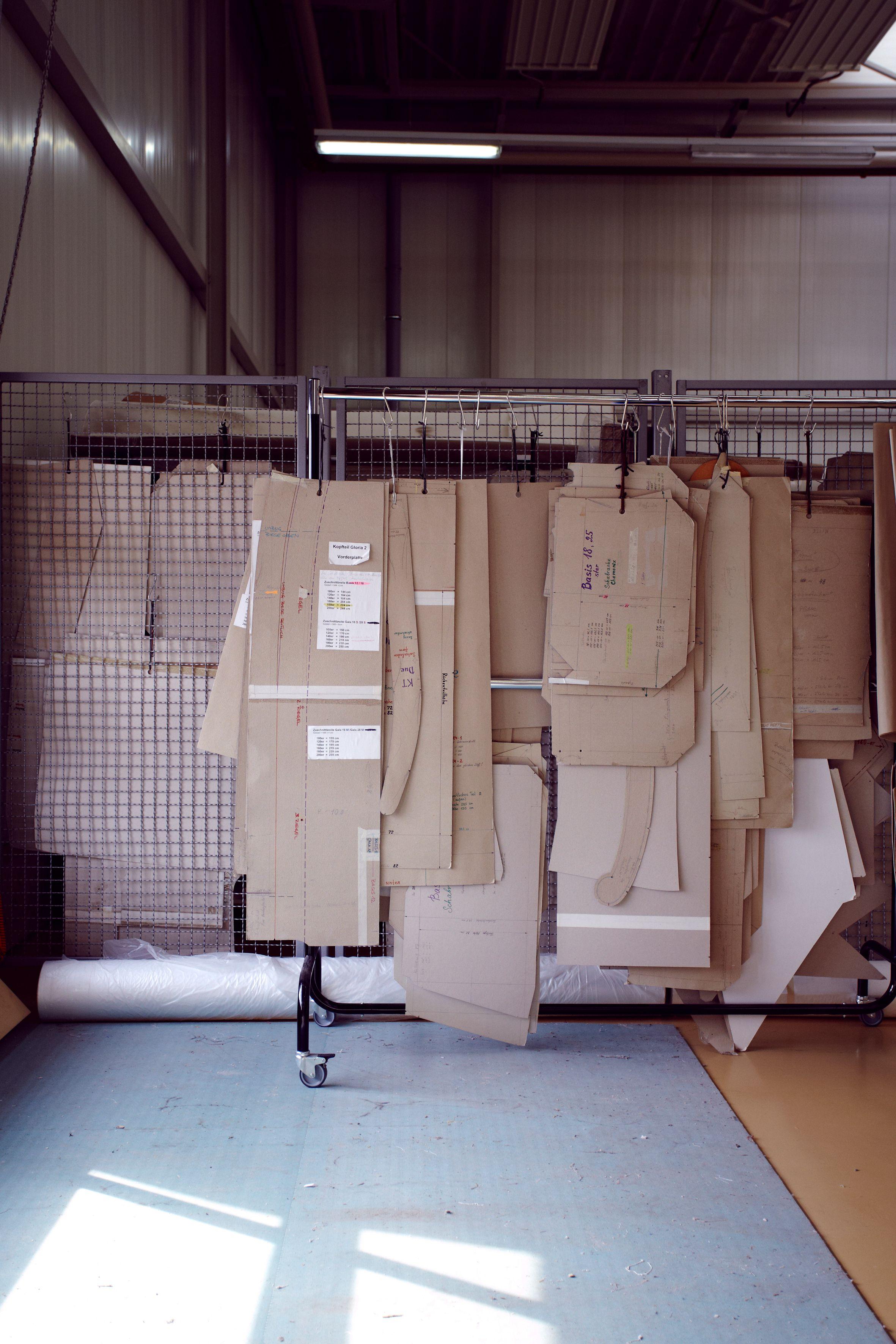 Schramm Boxspring manufacture schramm slaapsysteem fabriek met boxspring bedden en