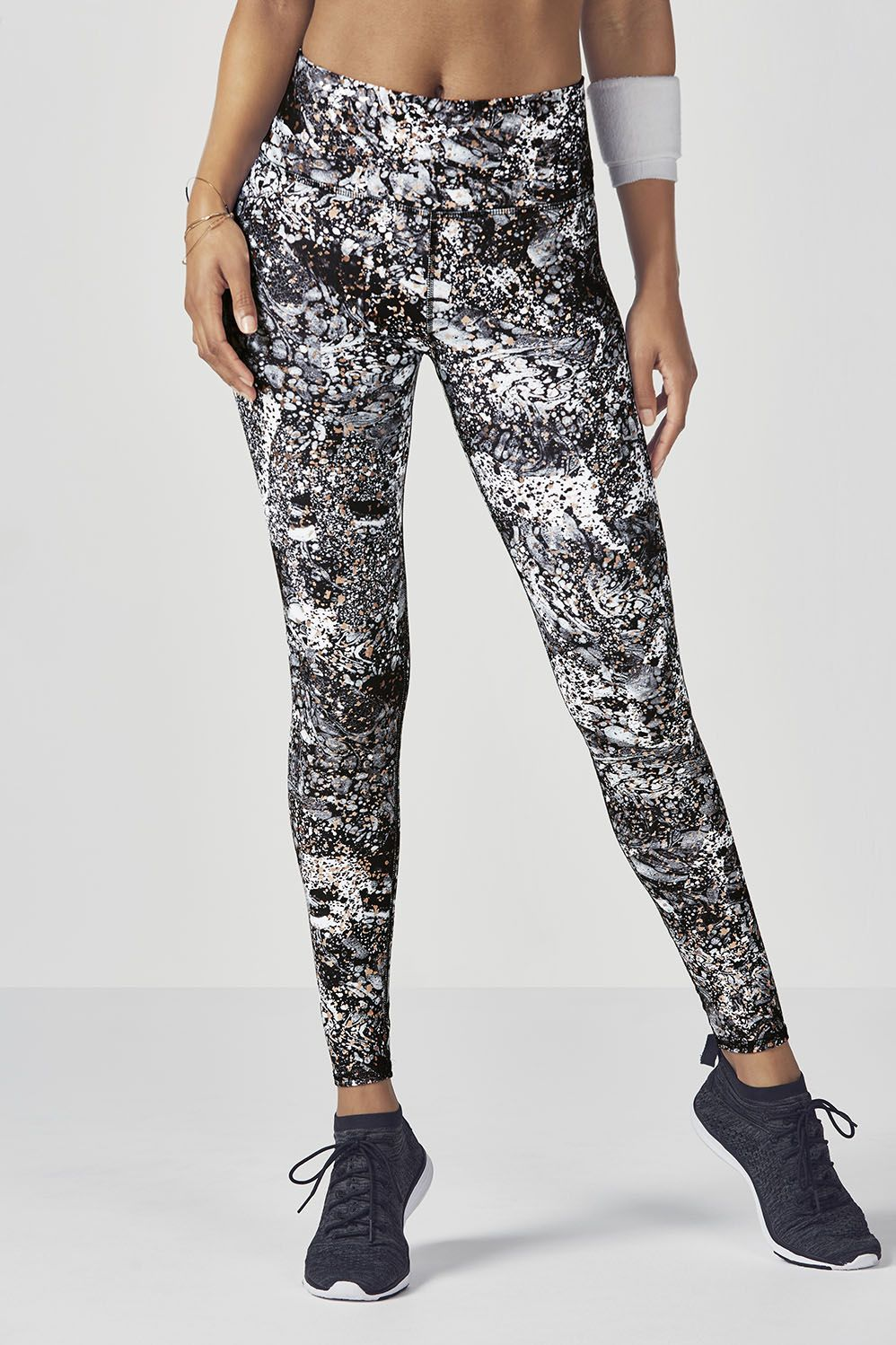 65fefca9fd3cce High-Waisted Printed PowerHold® Legging | Clothes & Accessories ...
